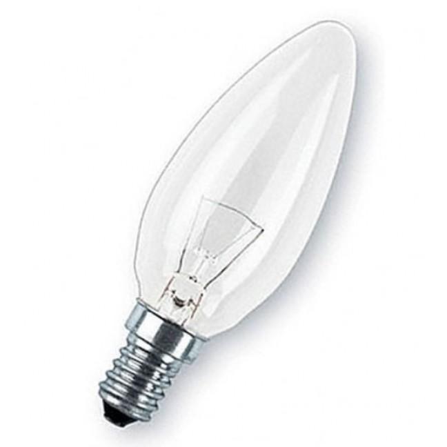 Эл.лампа ДС 235-245-60 Е14, лампочка