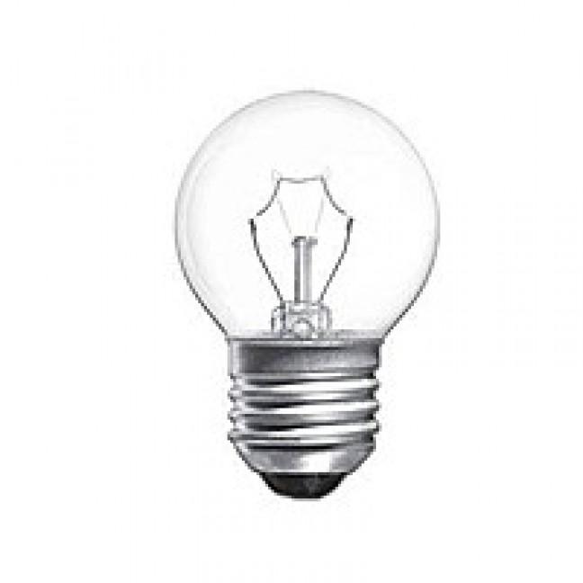 Эл.лампа ДШ. 220-230-40 Е27, лампочка