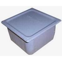 Коробка отв.. мет. У-994 (129*129, вн.81*81, гл.110)