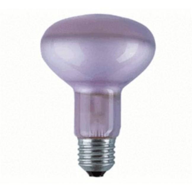 Эл.лампа Osram Соnс R80/60/E27 фиол ., лампочка