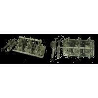 Рубильник РЦ-4 400А центральный
