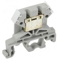Зажим наборной ЗНИ-4 мм2 (JXB35А ) серый