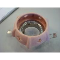 H017 pink Св-к керамика