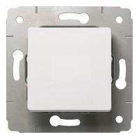 773656 ВСП-1 Выключатель 10А белый Карива