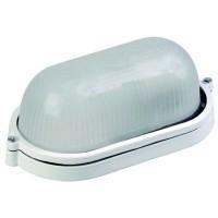 Светильник НПБ (НПП) 1401 белый/овал 60 Вт IP 54 ИЭК