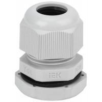 Сальник PG 16 диаметр проводника 9-13 IP54 ИЭК