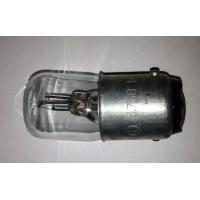 Эл.лампа Р 3.75-1+0.5 B15d, лампочка