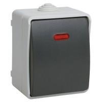 ВС20-1-1-ФСр выкл.1кл. с инд. откр.уст. Форс IP54