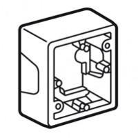 776181 Коробка для накладного монтажа белая Valena