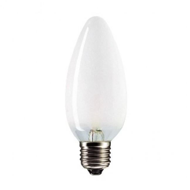 Эл.лампа PILA 230V 40W E27 FR свеча матовая, лампочка