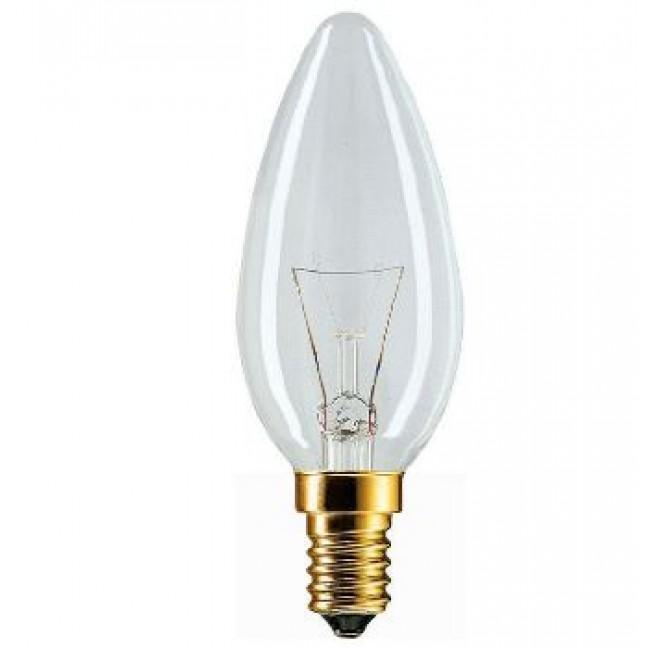 Эл.лампа PHILIPS В CL 40W E14, лампочка