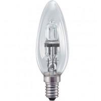 Эл.лампа 64542 BW  ES Osram 28W 230V E14 свеча прозр.витая, лампочка