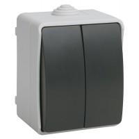 ВС20-2-0-ФСр выкл. 2 кл. откр.уст. Форс IP-54
