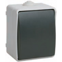 ВСк20-1-0-ФСр выкл.1кл. кноп. откр.уст. Форс IP-54