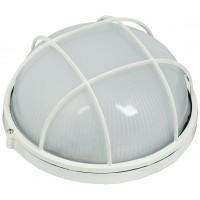 Светильник НПП 1102 белый/круг с реш. 100 Вт IP 54 ИЭК