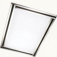 495-AW Leds/La Creu Aviva свет-к потолочный, aluminium/matt opal