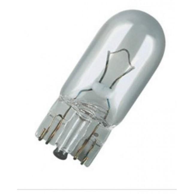 Эл.лампа 2821 Osram AUTO 3W 12V  (W3W) d10,3*26,8, лампочка