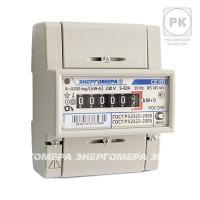 Счетчик CE 101 R5 148М 1 кл. 230В 10-100А
