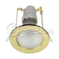 Светильник FT9238-50 G R-50 Е14 золото
