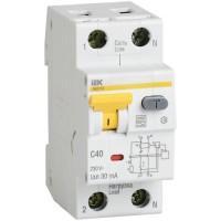 АВДТ 32 С40 30мА Автоматический выключатель дифференциального тока