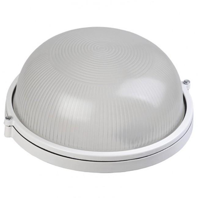 Светильник НПП 1101 белый/круг  100 Вт IP 54 ИЭК