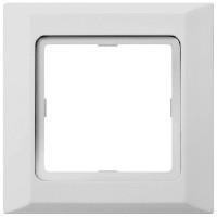 Рамка 1-кратная бел. RAL9003  12011602