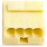 Клеммы микро Wago 8*0.8 мм2 243-508 (желтые)