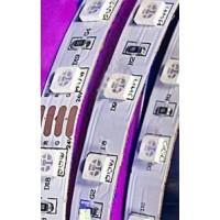Лента LED.зеленая,7.2Вт/м,12В,DC(30свд/м,h=10мм) TVR-S505030D10/12/g