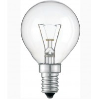 Эл.лампа Osram Classic P CL 40w E14, лампочка