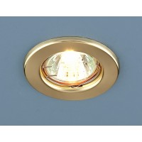 9210 54T (GD) золото MR16 Точечный светильник