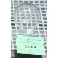 Эл.лампа ИК 230В 200Вт  Е27 А65, электрообогреватель, лампочка