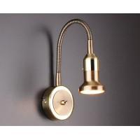 1215 Plica бронза/золото MR16 Подсветка