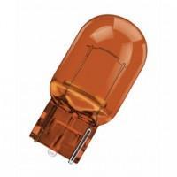 Эл.лампа 7504 Osram AUTO 21W 12V    WX3*16d стекл.цоколь, лампочка
