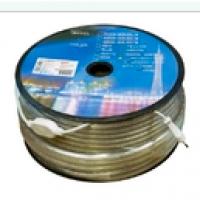 Лента LED.влагозащ.IP68,зеленая,4.8Вт/м,230В,Jazzway(60свд/м,h=12мм) MVS-3528/60-G