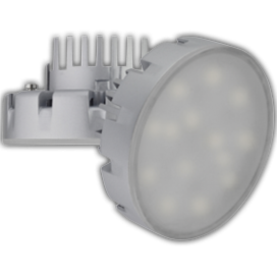 Лампа светодиод.GX53 LED 8,5W 220V 2800К с больш.радиатором 41*75(T5LW85ELC), лампочка