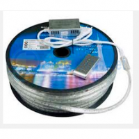 Лента LED.влагозащ.IP68, RGB,7.2Вт/м,230В,Jazzway(30свд/м,h=12мм) MVS-5050/30