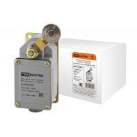 Концевой выключатель ВК-200-БР-11-67У2-2Х с самовозвратом 16А 660В IP67 TDM