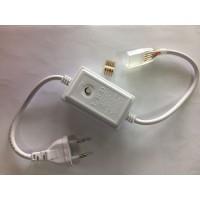 Контроллер для MVS-5050 RGB без пульта 150Вт/20м (светодиод.лента 230В)