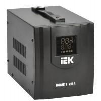 Стабилизатор напряжения HOME 1 кВА (СНР1-0-1) ИЭК