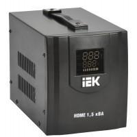 Стабилизатор напряжения HOME 1,5 кВА (СНР1-0-1,5) ИЭК