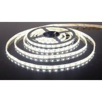Лента LED.влагозащ.IP65,белая,13.2Вт/м,220В,ЭС(60свд/м,h=12мм) 5050 60Led