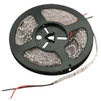 Лента LED.,белая,12Вт/м,12В,Jazzway(120свд/м,h=8мм) SMD-2835-120 (3528/120)