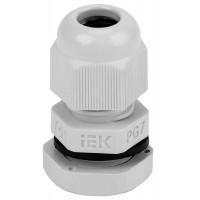 Сальник PG 7 диаметр проводника 5-6 IP54 ИЭК