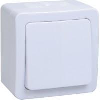 ВС20-1-0-ГПБ выкл.1кл. IP54(белый) откр.уст.ГЕРМЕС PLUS