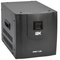 Стабилизатор напряжения HOME 3 кВА (СНР1-0-3) ИЭК