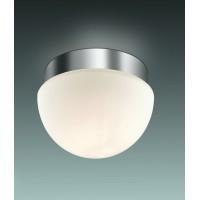 2443/1A ODL13 723 хром Потолочный светильник IP44 G9 40W Minkar