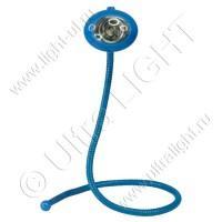 Свет-к/фонарик KT040В 0,1Вт LED синий (AG13 LR44)