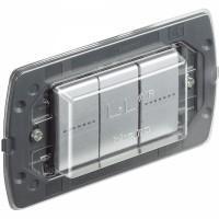 LN4703C LivingLight Суппорт для рамок AIR на 3 модуля