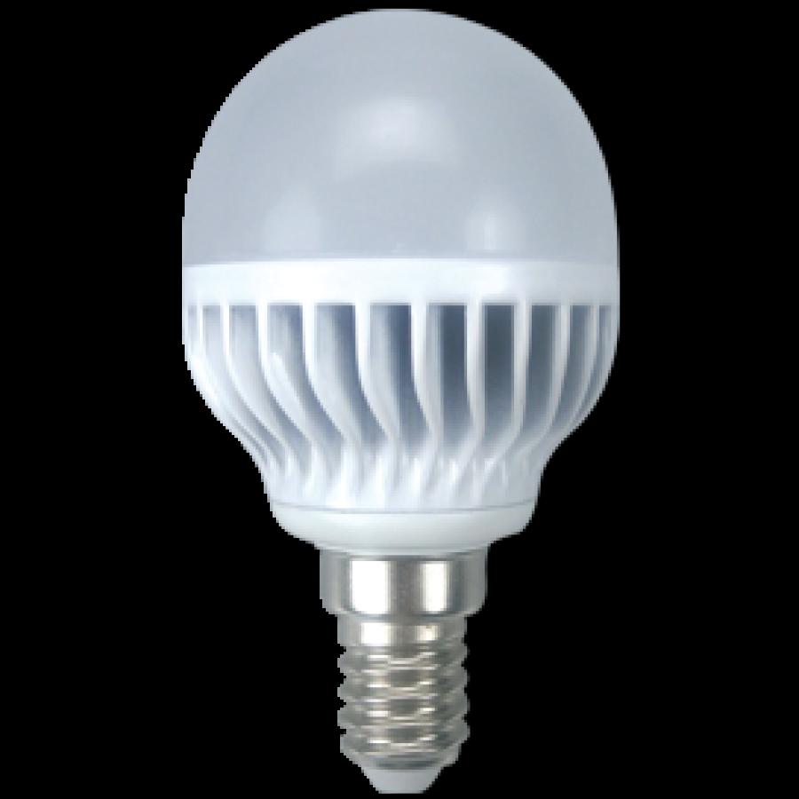 Лампа светодиод.globe G45 LED 5,4W 220V E14 2700К 81*45 шар(K4LW54ELC,K4GW54ELC), лампочка