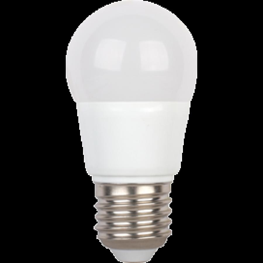 Лампа светодиод.globe G45 LED 5,4W 220V E27 4000К 78*45 шар(K7LV54ELC,K7GV54ELC), лампочка